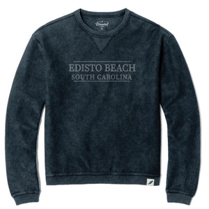 Edisto Beach Timber Crew Sweatshirt