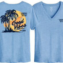 Load image into Gallery viewer, Edisto Surf Shop Vibes Boyfriend Tee