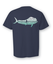 Load image into Gallery viewer, Deep Sea Dolphin Tee