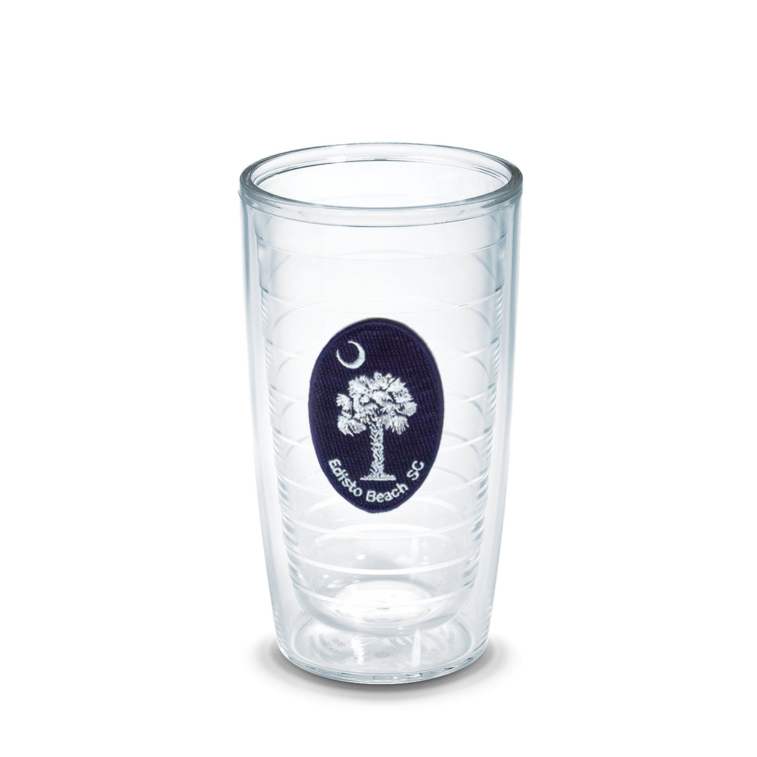Tervis Edisto Beach Palm & Moon 16 oz Tumbler