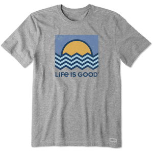 Life is Good Ocean Angles Tee