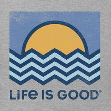 Load image into Gallery viewer, Life is Good Ocean Angles Tee