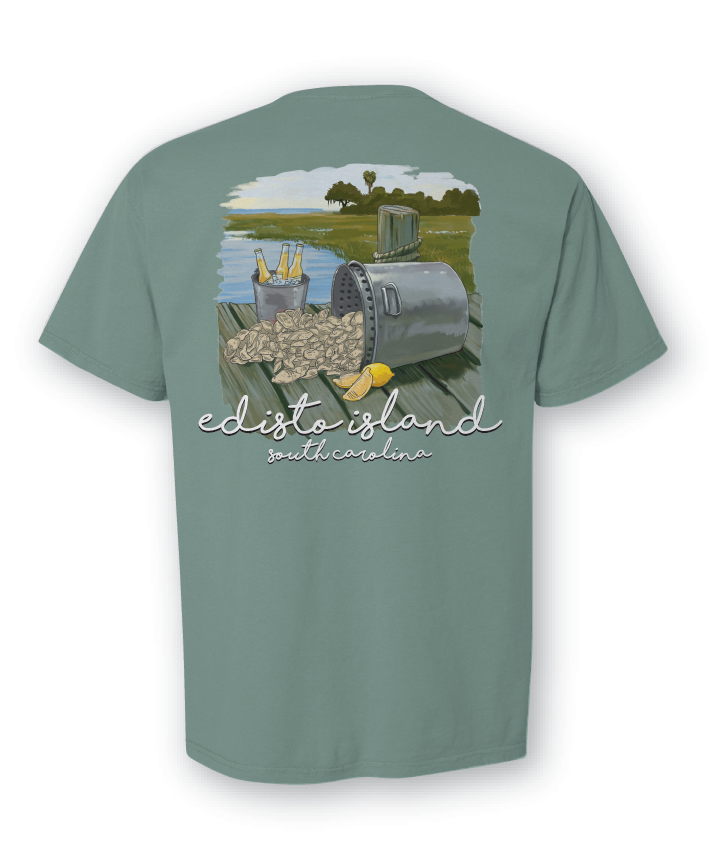Oysters on the Creek Tee