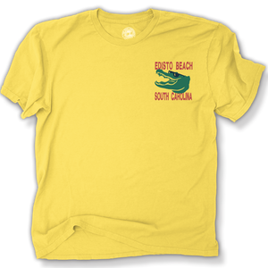 Ride the Wave Gator Tee