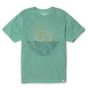 Surf Shop Burn Short Sleeve Tee