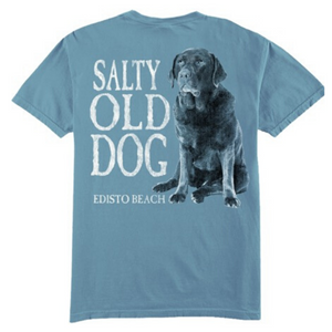 Salty Old Dog Tee