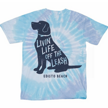 Load image into Gallery viewer, Off the Leash Tie Dye Tee