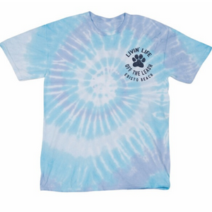 Off the Leash Tie Dye Tee