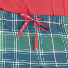Load image into Gallery viewer, Life is Good Women's Plaid Classic Sleep Pant