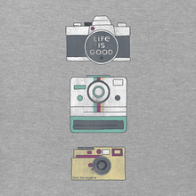 Load image into Gallery viewer, Life is Good Hobby Cameras Tee