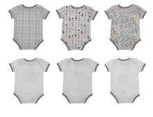 Load image into Gallery viewer, Watercolor Cotton Baby Bodysuit