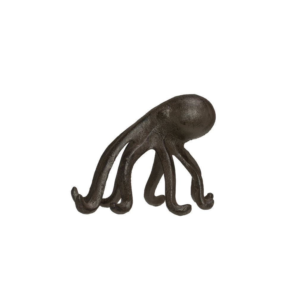 Octopus Cast Iron Phone & Tablet Stand