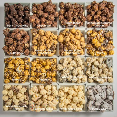 16-Pack Obsession: Chocolate Popcorn