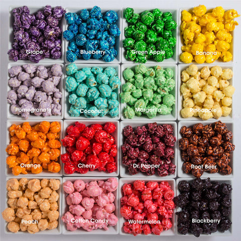 16-Pack Obsession: Color Burst Popcorn