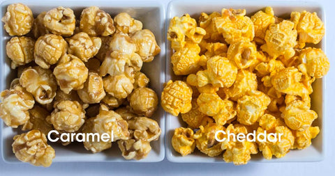 2-Pack Obsession: Sweet & Savory Popcorn