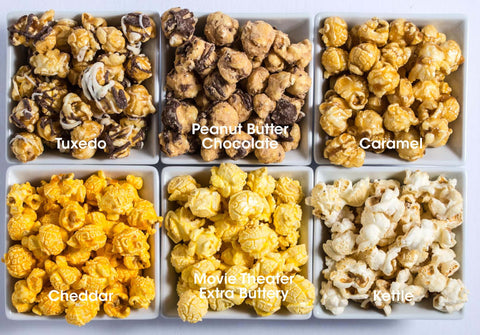 6-Pack Obsession: Customer Favorites Popcorn
