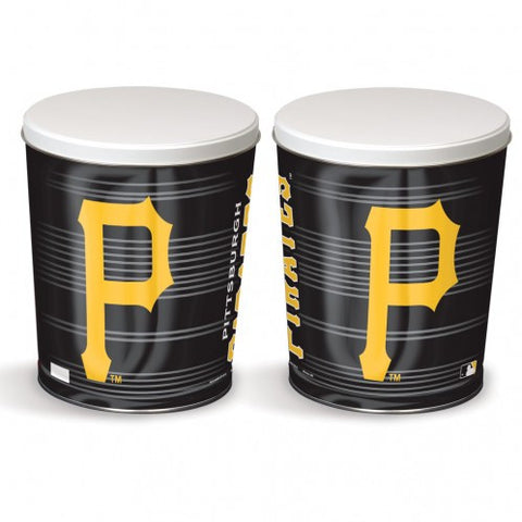 Pittsburgh Pirates Three Gallon Popcorn Tin