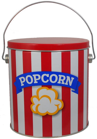 Blue Ribbon Popcorn Popcorn One Gallon Tin