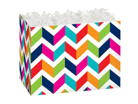 Chevron Chic Small Box