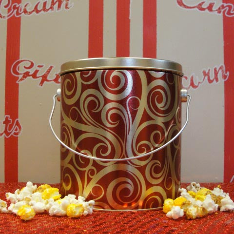 Golden Swirl One Gallon Tin