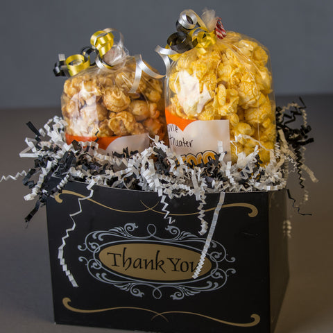 Thanks in Bloom Small Popcorn Box