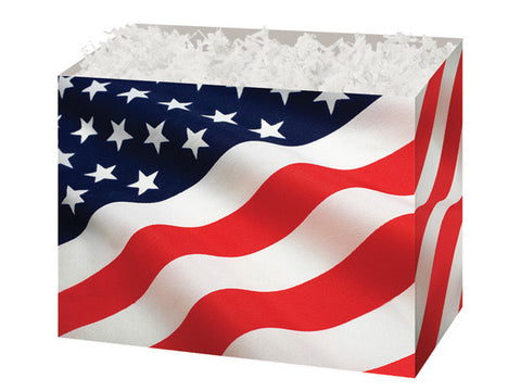 Stars & Stripes Large Popcorn Box