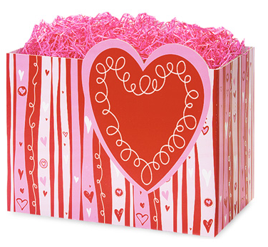 Swirly Heart Small Box