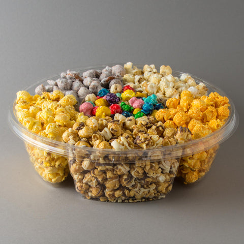 Obsession Tray: Nutty Popcorn
