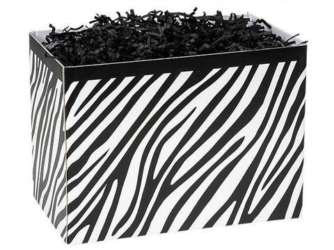 Zebra Small Popcorn Box