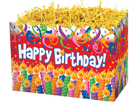 Birthday Candles Large Box