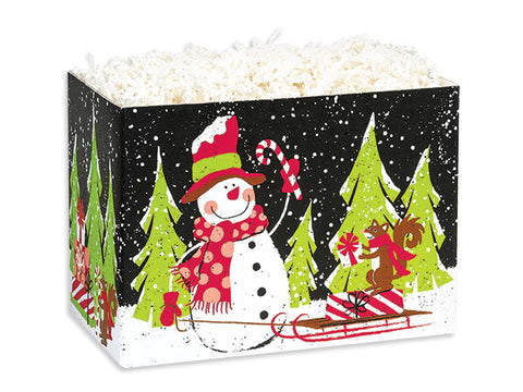 Baby Steps Small Popcorn Box