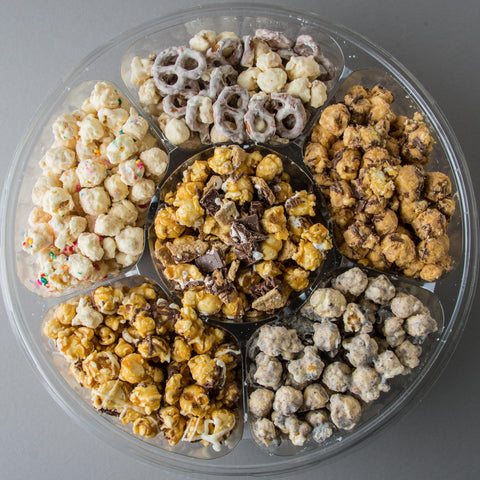 Obsession Tray: Chocolate Popcorn