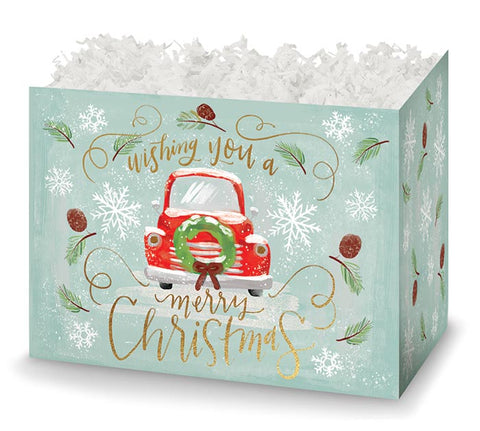 Christmas Wishes Small Box