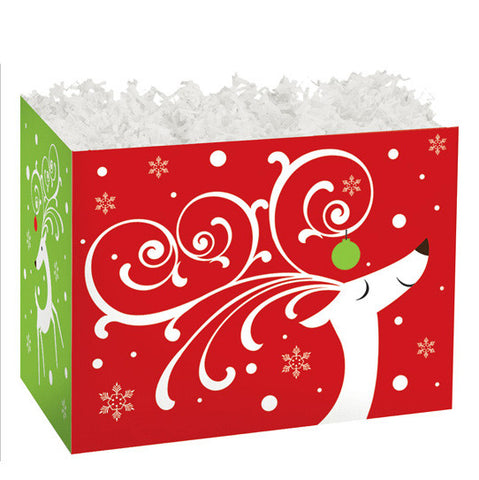 Dashing Reindeer Small Box