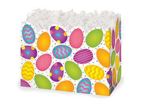 Easter Eggs Basket Small Popcorn Box
