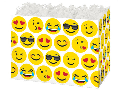 Emojis Small Popcorn Box