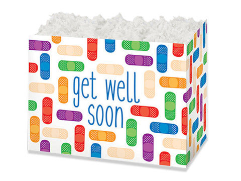 Get well soon Small Popcorn Box