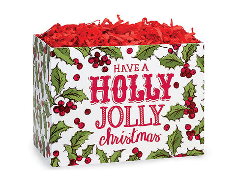 Holly Berry Tidings Small Box