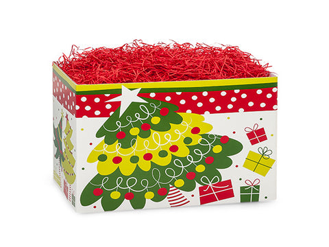 Jolly Christmas Trees Small Box