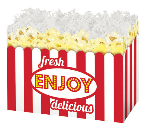 Fresh PopcornLarge Popcorn Box