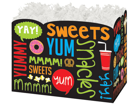 Snack Attack Large Popcorn Gift Box
