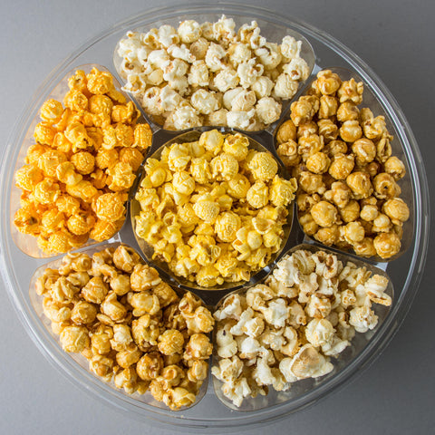 Obsession Tray: Sweet & Savory Popcorn