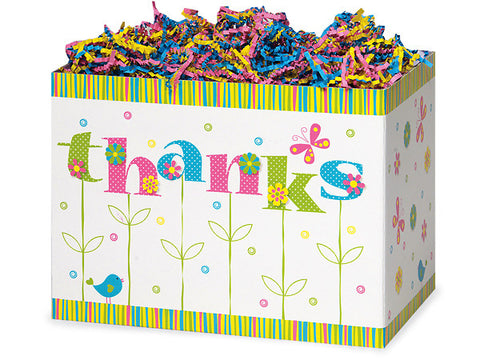 Thanks in Bloom Large Popcorn Box