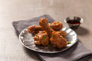 Fully Cooked Duck Wings - (2) 2lb packages
