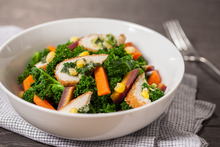 Load image into Gallery viewer, Sandra's Chicken with Kale & Pepperjack Case - 24 Count