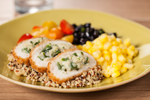 Load image into Gallery viewer, Sandra's Chicken with Quinoa & Veggie Case - 24 Count