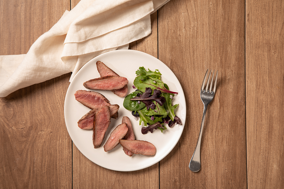 Skinless Duck Breasts (4) Pack - (4) 7 oz Portions