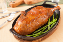 Load image into Gallery viewer, Rotisserie Roast Half Duck - (2) 12oz Duck Halfs