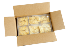 Load image into Gallery viewer, Duck Bacon & Sweet Corn Wontons - (1) 24 count package