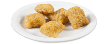 Load image into Gallery viewer, Milford Valley Stuffed Cordon Bleu Chicken Minis Case - 6 Cartons